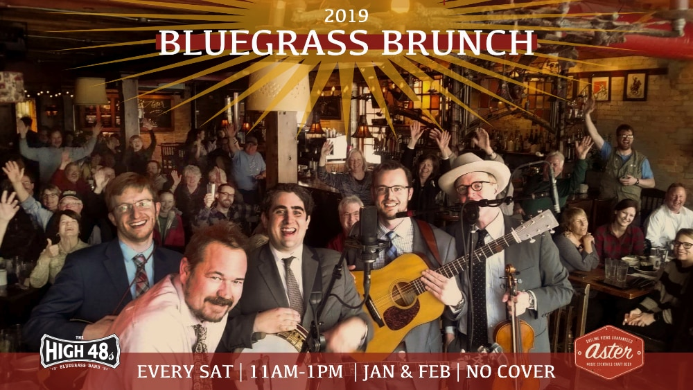 High 48s Bluegrass Brunch 2019